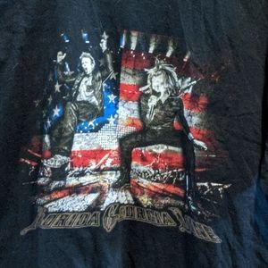Florida Georgia Line concert t-shirt